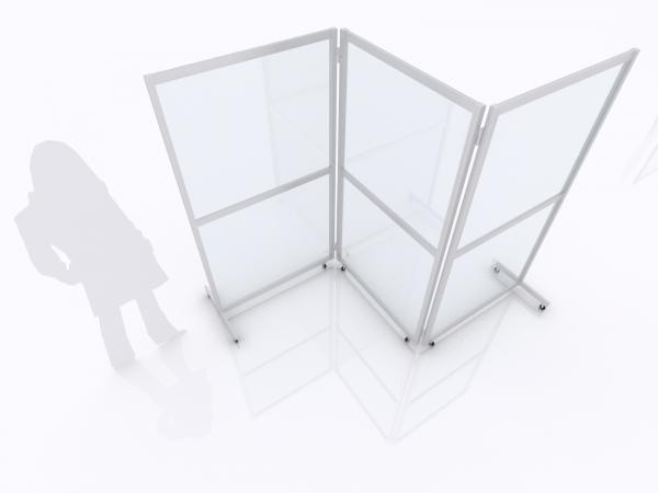 MOD-8055 Folding Safety Dividers -- Image 2
