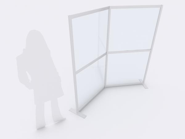 MOD-8040 Safety Dividers -- Image 2